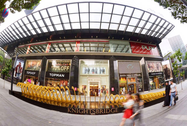 Knightsbridge Mall Singapore
