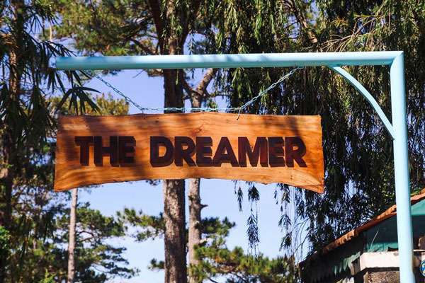 The Dreamer - Cine, Coffee & Tea