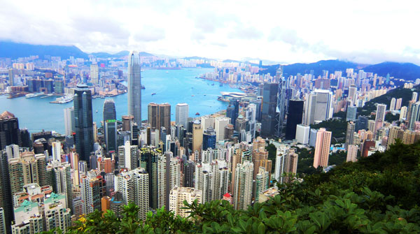 The Peak Hongkong