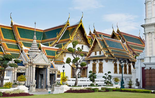 The Phra Maha Monthian