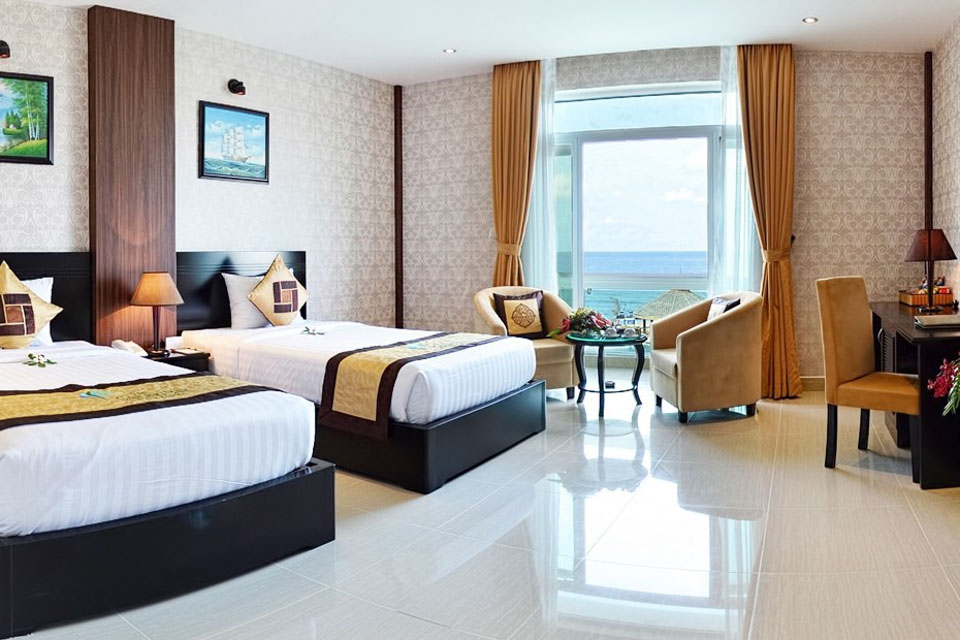The Sailing Bay Beach Resort Mui Ne